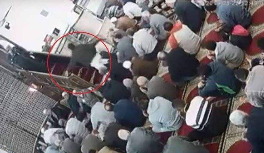 هذه حقيقة الاعتداء على إمام مسجد