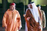 أمير قطر: نساند المغرب فيما يرتئيه من إجراءات للدفاع عن أمن أراضيه ومواطنيه