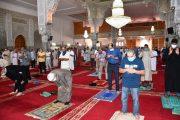 وزارة الأوقاف تعيد فتح 11677 مسجدا بجهات المملكة