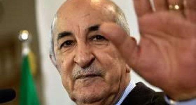 الجزائر.. النظام يخرج عن صمته بعد تداول أخبار عن وفاة تبون