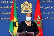 الكركارات: جمهورية ساوتومي وبرنسيب تعبر عن دعمها للإجراءات السلمية للمغرب