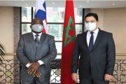 وزير الخارجية الليبيري: ملتزمون بموقفنا الداعم لحق المغرب في وحدته الترابية