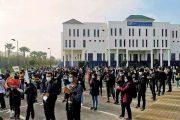 احتجاجا على أمزازي.. طلبة مدرسة الفنون والمهن يدخلون في إضراب مفتوح