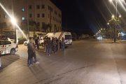 أعمال شغب بحي أناسي.. والشرطة توقف متورطين بينهم قاصرين