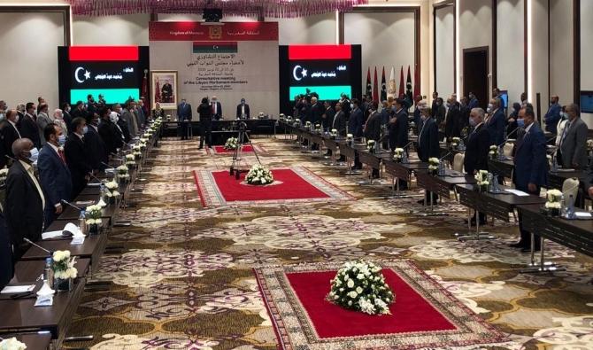 طنجة: انطلاق الاجتماع التنسيقي بين مجلس النواب الليبي والمجلس الأعلى للدولة