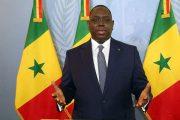 الرئيس السنغالي يشيد بـ