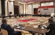 الليبيون يعلنون من طنجة عن تشكيل لجنة لتوحيد المؤسسات السيادية