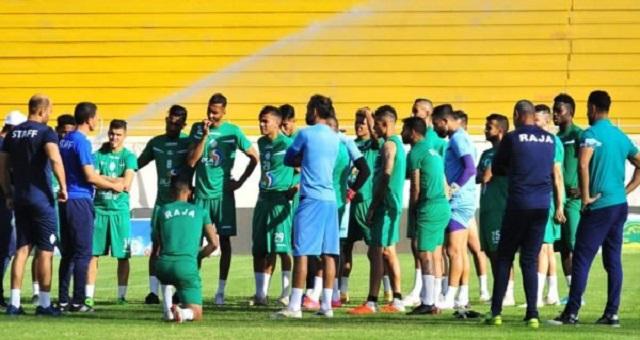 سفير المملكة بتنزانيا يستقبل بعثة الرجاء الرياضي