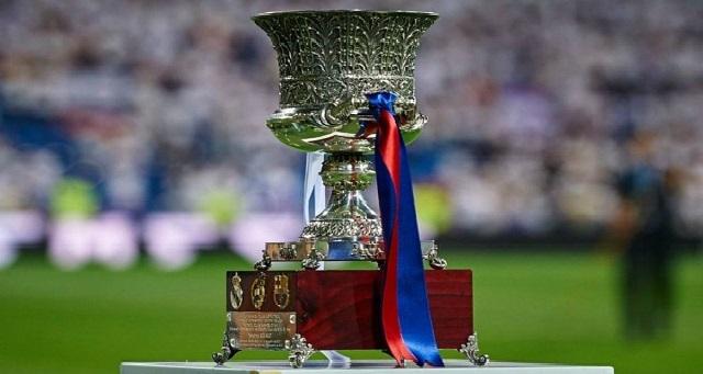 نتائج قرعة نصف نهائي كأس السوبر الإسباني