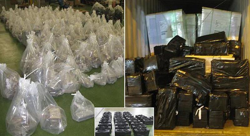 كوكايين في الموز.. خدعة تهريب مخدرات بأكثر من  100 مليون جنيه إسترليني