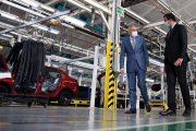 المصنع الأمريكي (Adient) يفتح مصنعا جديدا بالقنيطرة