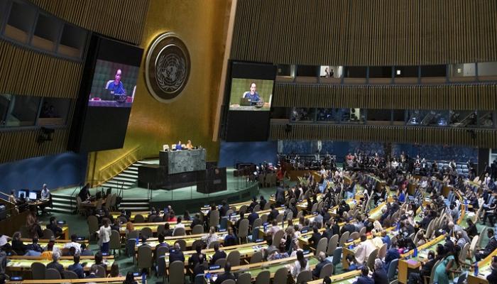 الجمعية العامة للأمم المتحدة تدعم المسار السياسي لتسوية نزاع الصحراء المغربية