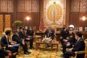 بالصور.. الملك محمد السادس يستقبل الوفد الأمريكي الإسرائيلي ويترأس إعلاناً مشتركاً
