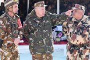 شنقريحة ينفث سمومه ضد المغرب من روسيا