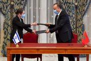 المملكة المغربية ودولة إسرائيل توقعان 4 اتفاقيات