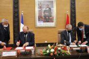 التوقيع على إعلان نوايا بين المغرب وفرنسا بشأن رعاية