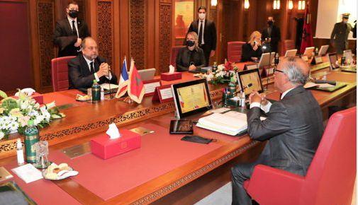 المغرب - فرنسا.. رغبة كبيرة في تعزيز التعاون القضائي