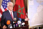 السفير الأمريكي بالرباط: قنصلية الداخلة ستساهم في دعم المشاريع الاستثمارية والتنموية