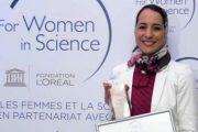 الباحثة هاجر لمشاهد24: لم أتوقع فوزي بجائزة عالمية.. والبحث العلمي سبيلنا للتطور
