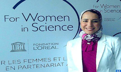 """باحثة مغربية تفوز بجائزة الذكاء الاصطناعي """"ويمن تيك"""""""