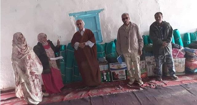 نشطاء صحراويون..