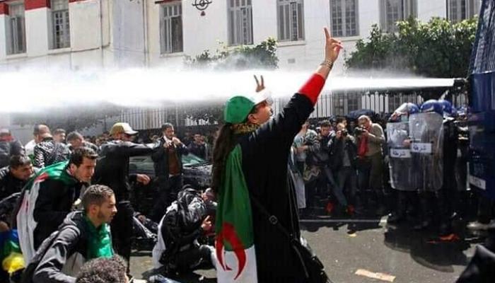 حزب جزائري يحذر من