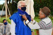 سفارة أمريكا تحتفل بذكرى اعتراف المغرب.. ودراعية فيشر تثير إعجاب فايسبوكيين