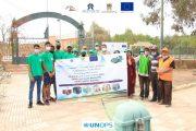 جمعيات تطلق مشروع حدائق الفنون بمدينة طاطا