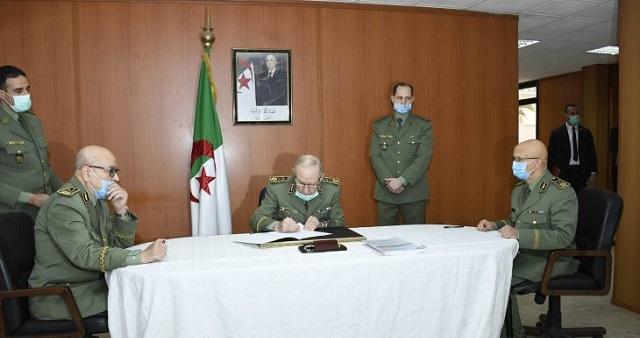 """""""جون أفريك"""".. ملف الصحراء وراء تعيين الجنرال """"محفوظ"""" رئيساً للاستخبارات الخارجية الجزائرية"""