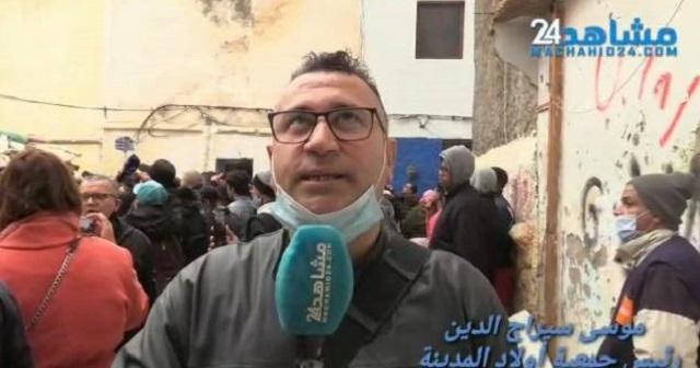 بالفيديو.. بعد انهيار 3 منازل بالمدينة القديمة.. مواطنون: