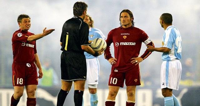 اليوم.. لاتسيو يواجه روما في الدوري الايطالي
