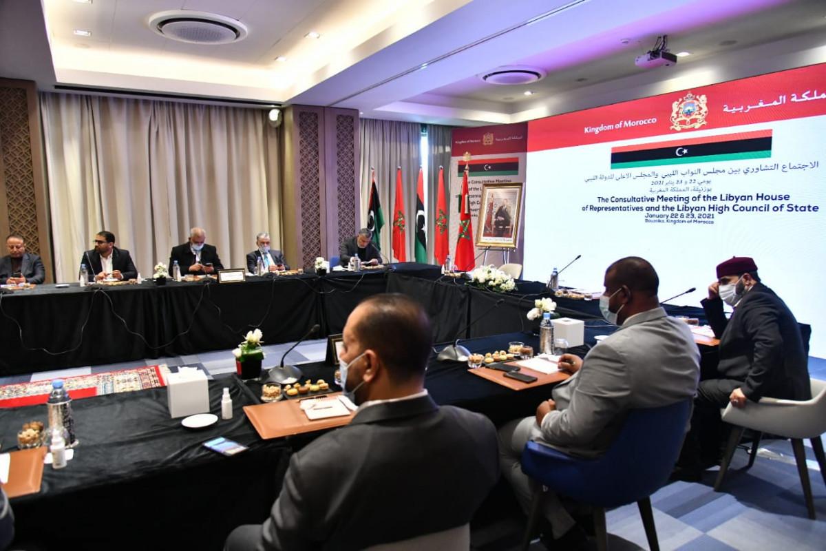 طرفا الحوار الليبي يتفقان ببوزنيقة على قرارات هامة بشأن المناصب السيادية