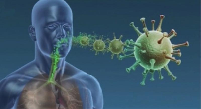 دراسة جديدة تكشف طريقة أخرى لانتقال العدوى بفيروس كورونا