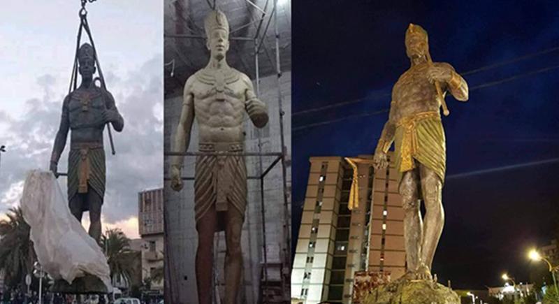 جدل بين 4 دول حول أصل الفرعون