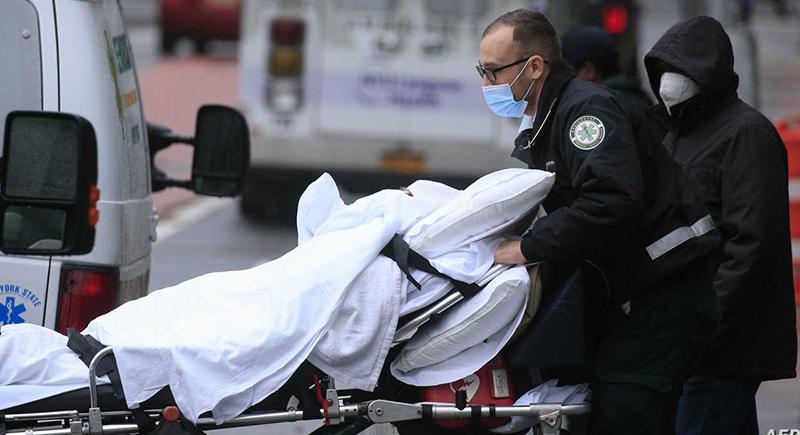 مات وهو نائم.. وفاة أب بفيروس كورونا دون أن يعرف بإصابته