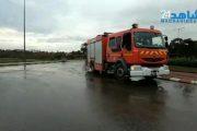 بالصور.. تسرب الغاز بالمحمدية يستنفر السلطات وساكنة المدينة