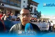 بالفيديو.. بيضاويون يحملون مجلس المدينة مسؤولية غرق