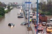 فيضانات البيضاء..