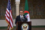 من الجزائر.. مسؤول أمريكي رفيع يدعم الحكم الذاتي في الصحراء المغربية
