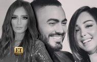 زينة تصر على موقفها اتجاه تامر حسني وبسمة بوسيل