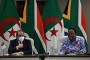 الجزائر وبريتوريا تصدران مشاكلهما الداخلية بالدفاع عن