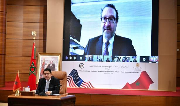 قضية الصحراء.. بوريطة: القرار الأمريكي يؤسس لمنظور واضح لتسوية النزاع تحت السيادة المغربية