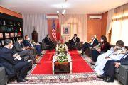 تصريحات شينكر حول قوة العلاقات المغربية الأمريكية تلفت انتباه الإعلام الدولي