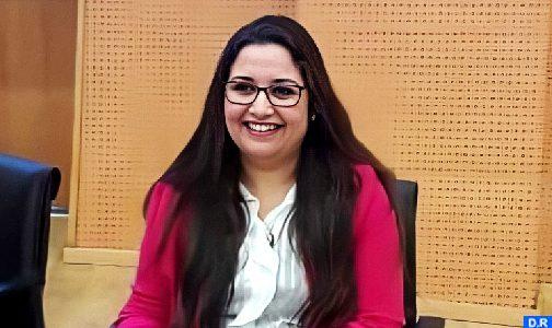 انتخاب امرأة لأول مرة على رأس شعبة القانون العام بكلية عين الشق