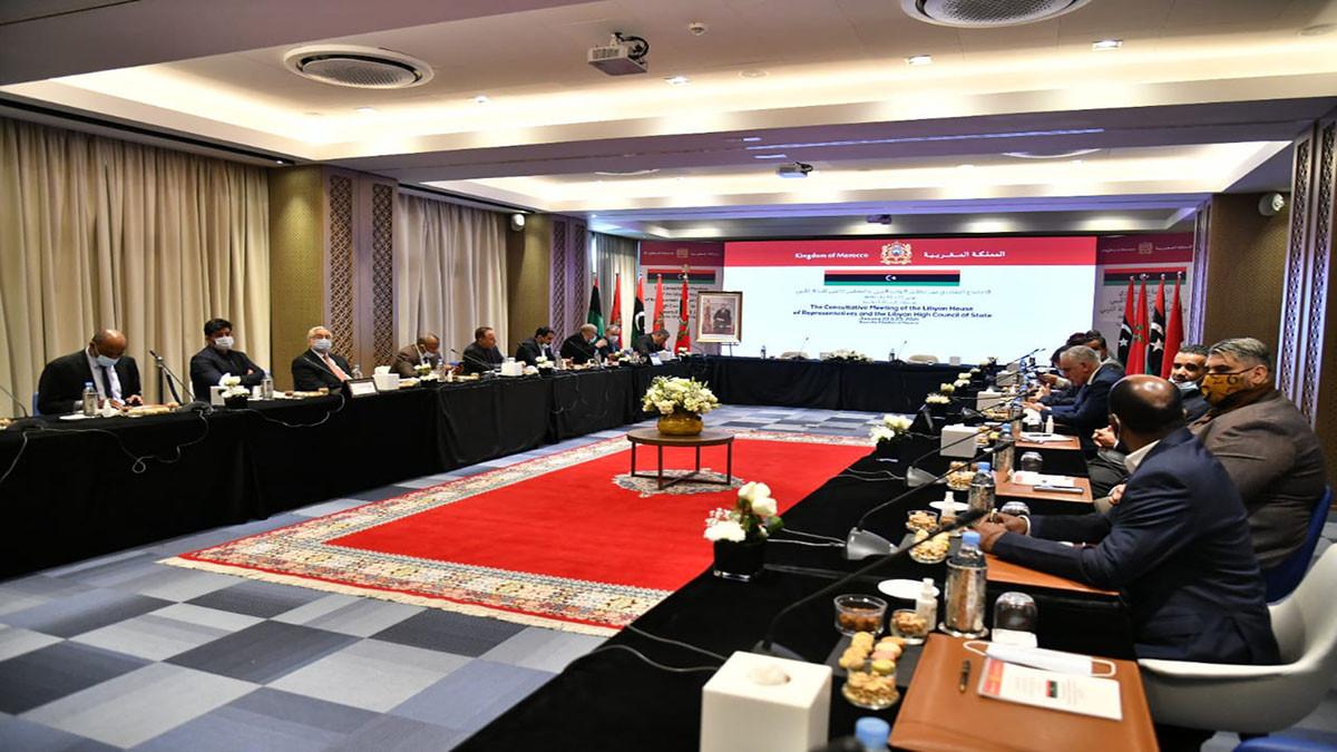 طرفا الحوار الليبي يثمنان دعم الملك الموصول لجهود إنهاء الأزمة الليبية