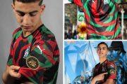 بسبب قميص خاص بالمغرب.. سعار الجزائر يصل إلى المجال الرياضي