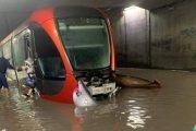 مسؤولون يعاينون حجم الأضرار التي خلفتها الفيضانات بإقليم النواصر