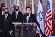 مباحثات مهمة تجمع بوريطة مع مستشار الأمن القومي الإسرائيلي