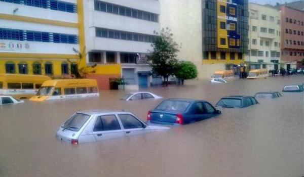 بعد جدل كبير.. جماعة الدار البيضاء تبحث مشكل الفيضانات