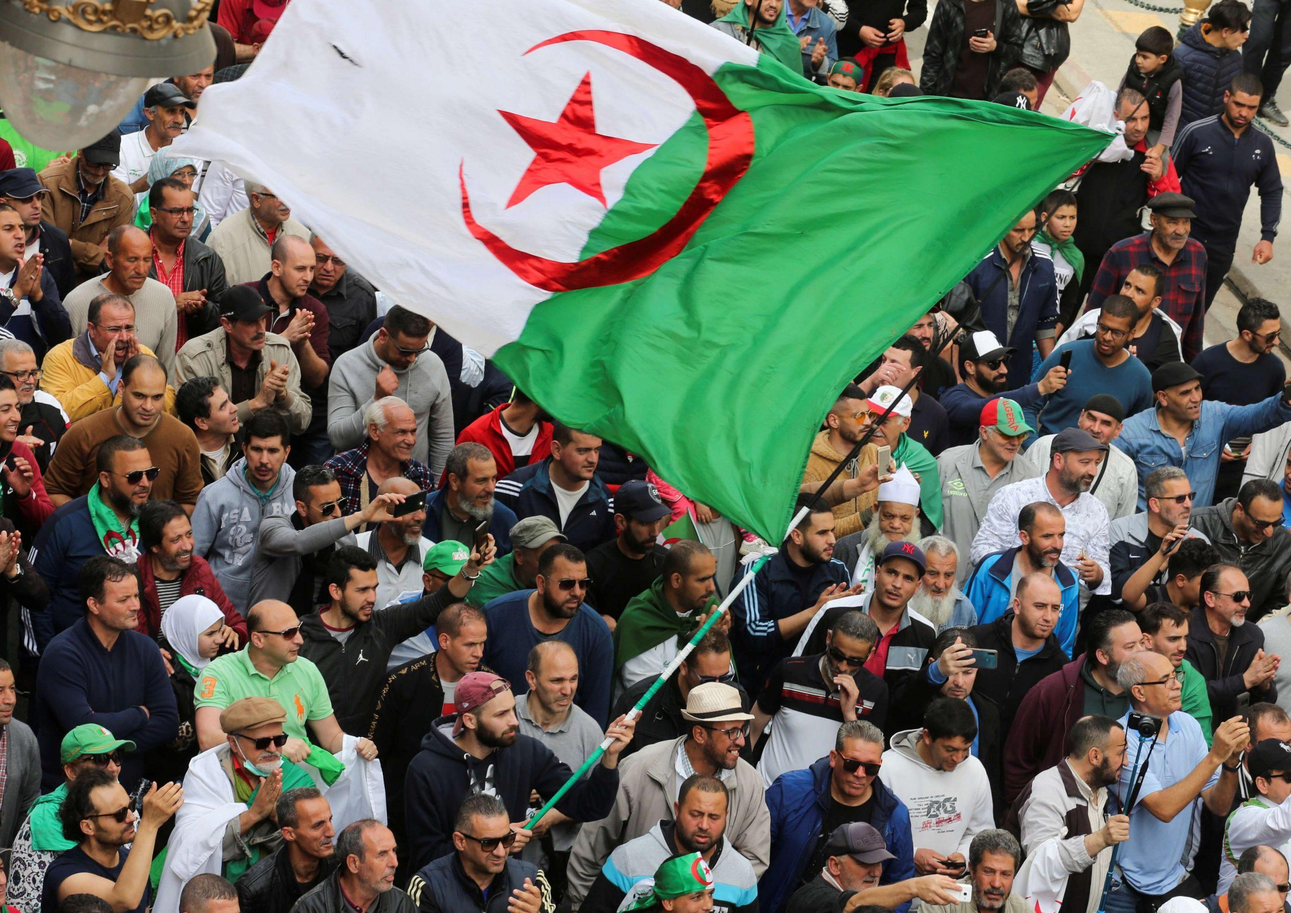 حزب معارض يندد باستمرار الاضطهاد والمحاكمات السياسية في الجزائر